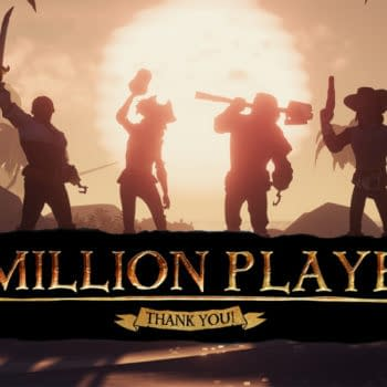 """""""Sea Of Thieves"""" Cracks 10 Million Players This Week"""