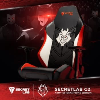 """G2 & Secretlab Release """"Army Of Champions Edition"""" Gaming Chair"""