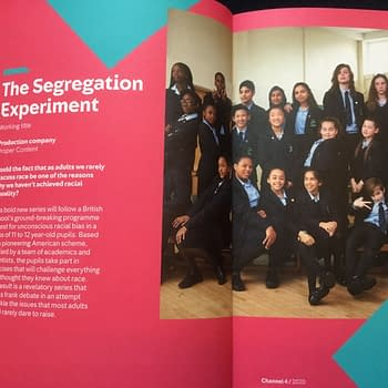 The Segregation Experiment: Channel 4 Reality Series Examines Racism Through 11 &#038 12-Year-Olds Eyes