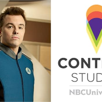 The Orville Family Guy Creator Seth MacFarlane Leaves 20th Century Fox Signs NBCUniversal Content Studios