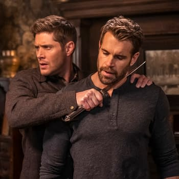 Supernatural Season 15 The Gamblers: Dean Knows When to Hold Em Know When to Fold Em Know When to Walk Away and Know When to Hold a Knife to Someones Throat [PREVIEW]