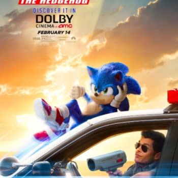 "New Poster for ""Sonic the Hedgehog"", Star Ben Schwartz's Star Wars Contribution"