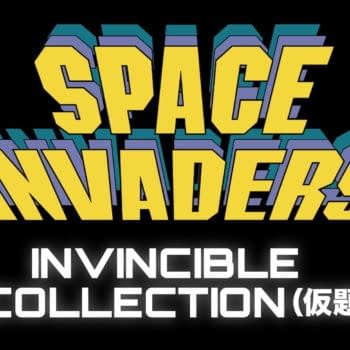 """""""Space Invaders Invincible Collection"""" Shows Off A Special Edition"""
