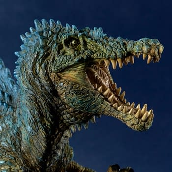 Spinosaurus Dinomation Statue Finally Arrives from Gecco