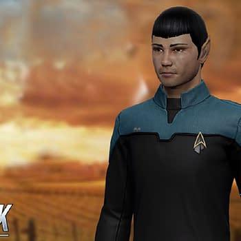 Star Trek: Picard Uniforms Have Been Added To Star Trek Online
