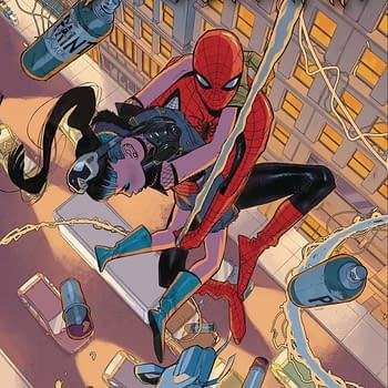 JJ Abrams Henry Abrams Sara Pichelli Spider-Man Almost 5 Months Late