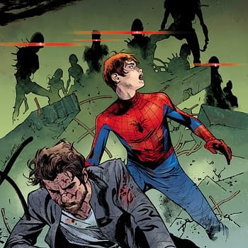 JJ Abrams Henry Abrams and Sara Pichellis Spider-Man #4 and #5 Now Both Four Months Late