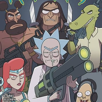 Thank FOC Its Friday &#8211 Critical Role Rick &#038 Morty DC YA Vagrant Queen And Marvel Number Twos