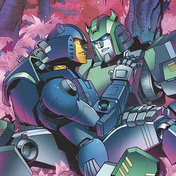 IDW Ch-ch-Changes to Transformers, Sonic The Hedgehog and Rom: Dire Wraiths