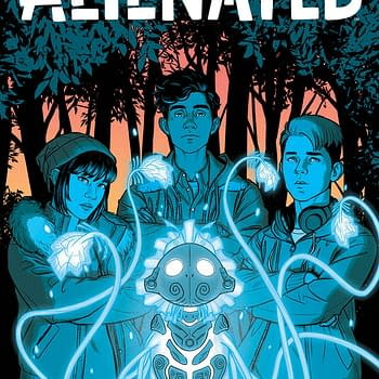 Will Spurrier &#038 Wildgooses Alienated Fill The Paper Girls-Shaped Hole In Readers (and Retailers) Hearts