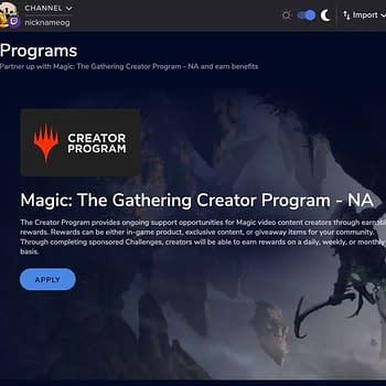 "StreamElements & WotC Partner For ""Magic: The Gathering"" Creator Program"