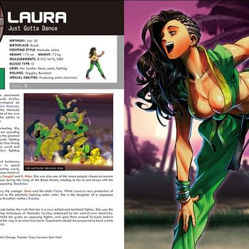 "UDON Reveal ""Street Fighter: World Warrior Encyclopedia-Arcade Edition"""