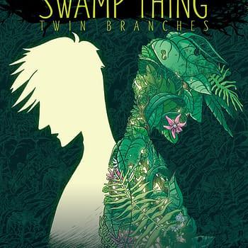 Maggie Stiefvater and Morgan Beem Reboot Swamp Things Origin for New YA Graphic Novel