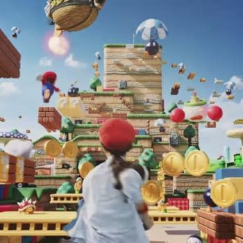 Super Nintendo World Set to Open This Summer in Universal Studios Japan