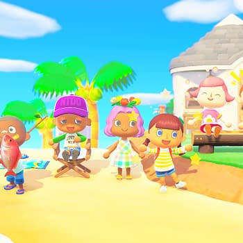 Animal Crossing &#038 Ring Fit Adventure In High Demand In Japan