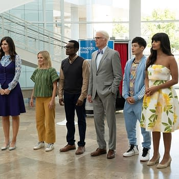 The Good Place Season 4 Patty Makes Heartfelt Case for Why Our Emotions Matter [REVIEW]