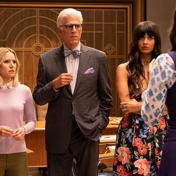 The Good Place Season 4 Youve Changed Man: Everyones&#8230 Agreeing Why Is That Making Me Nervous [SPOILER REVIEW]