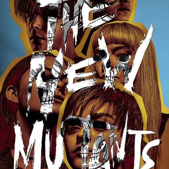 The New Mutants: New Poster Debuts as the Film Gets Closer