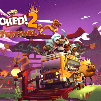 The Spring Festival Has Been Added To Overcooked 2