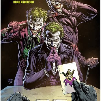 Will Batman: Three Jokers by Geoff Johns and Jason Fabok Be Solicited Today