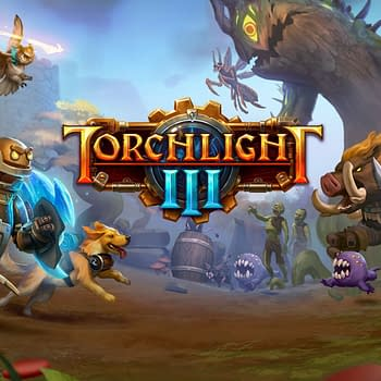 Torchlight Frontiers Will Now Be Known As Torchlight III
