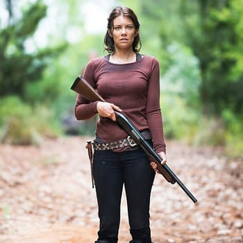 The Walking Dead: Theres Badass &#8211 And Then Theres Maggie Badass [VIDEO]