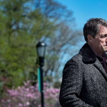 Hugh Grant in The Undoing (Image: HBO)