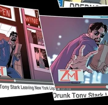 Drunk Tony Arno Stark and Robotic Revolution &#8211 A Look Ahead and Back For This Wednesdays Iron Man 2020 #1 (Spoilers)