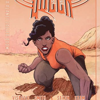 REVIEW: Vagrant Queen A Planet Called Doom #1 &#8212 Reads Like A Second Issue Far More Than A First