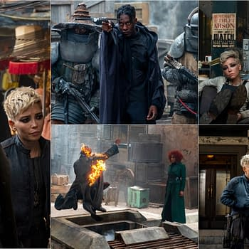 The Watch: BBC America Releases Sir Terry Pratchett Adapt First-Look Images