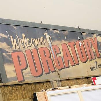 Wynonna Earp Season 4: Emily Andras Melanie Scrofano Tim Rozon Dominique Provost-Chalkley &#038 Katherine Barrell Welcome Back Fans to Purgatory [VIDEO]