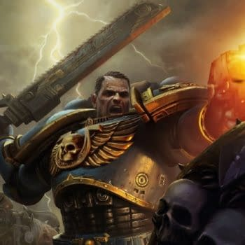 """""""Warhammer 40,000"""" TV Series in the Works"""