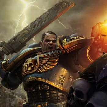 Warhammer 40000 TV Series in the Works