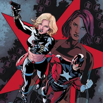 Devin Grayson Writes Widowmakers: Red Guardian and Yelena Belova with Art by Michele Bandini in April