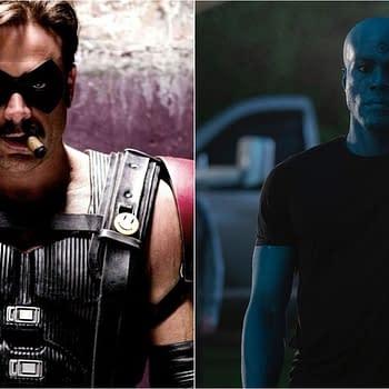 Watchmen &#8211 Dear Damon Lindelof: Jeffrey Dean Morgan Still Has Comedian Mask&#8230 Youre Open For Season 2&#8230 Feels Like a Thermodynamic Miracle Happening