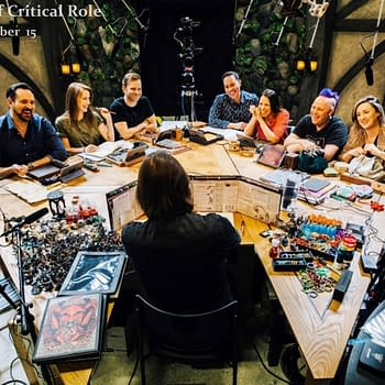 Critical Role &#038 Penguin Random House Announce The World Of Critical Role