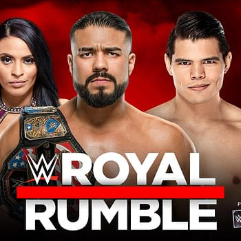 Royal Rumble Kick-Off Show Dazzled with Humberto Carrillo &#038 Andrade [SPOILER]