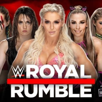 Alexa Bliss enters the Women's Royal Rumble first, but who's going to follow her?