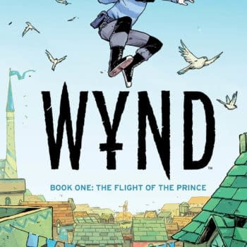 BOOM! Announces Wynd, a YA Graphic Novel Trilogy by James Tynion IV and Michael Dialynas