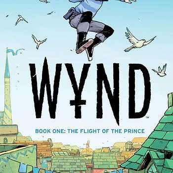 BOOM Announces Wynd a YA Graphic Novel Trilogy by James Tynion IV and Michael Dialynas