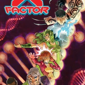 Leah Williams and David Baldeon Launch X-Factor at Marvel Dawn of X