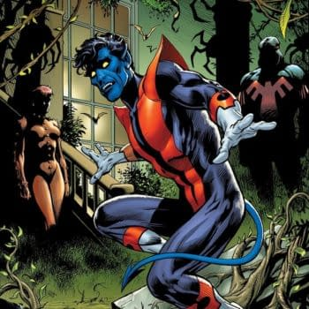 Nightcrawler Gets a Giant-Size X-Men Issue from Jonathan Hickman and Alan Davis