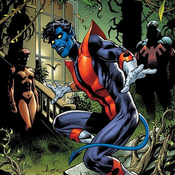 Nightcrawler Gets a Giant-Size X-Men Issue from Jonathan Hickman and Alan Davis in April