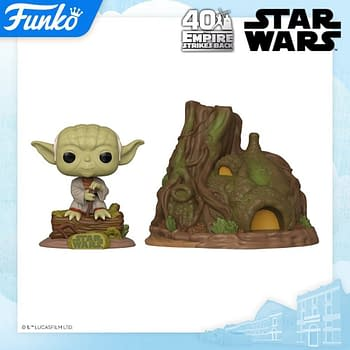 Star Wars:Empire Strikes Back Reveals at London Toy Fair