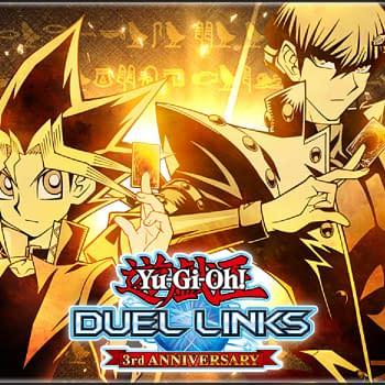 Yu-Gi-Oh Duel Links Celebrates Its Third Anniversary