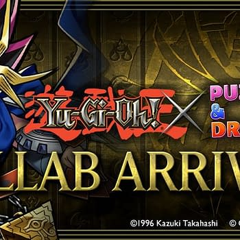 Yu-Gi-Oh Duel Monsters Comes To Puzzle And Dragons