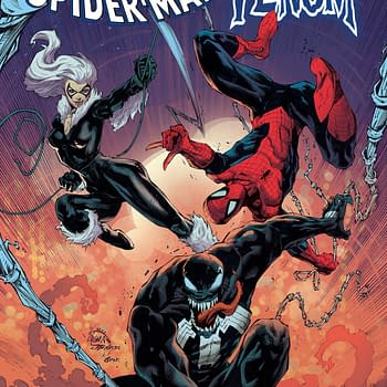 Black Cat Swings Into Spider-Man/Venom Free Comic Book Day Issue