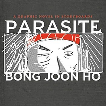 Bong Joon Hos Parasite Storyboards Released as Graphic Novel