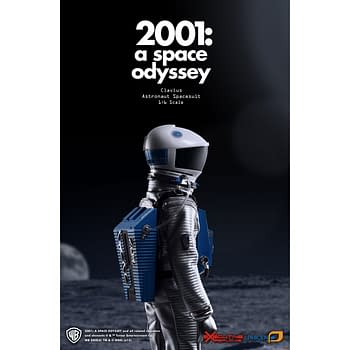 2001: A Space Odyssey Receives a High-End Collectible Figure Suit