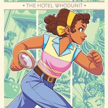 """""""Goldie Vance: The Hotel Whodunnit"""": An Excerpt of the Novel and Two Pages from the Comic [Preview]"""